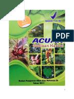 Acuan Sediaan Herbal Volume 6 Edisi Pert