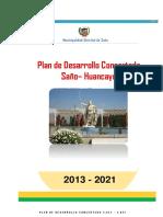 PDC SAÑO 2013-2021