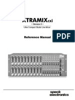 Xtramix Reference Manual V5