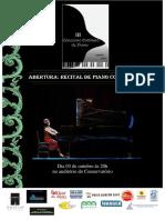 Recital de Piano - Carla Reis