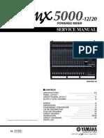 EMX5000 SERVICE MANUAL