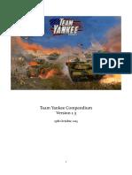 Team Yankee Compendium 1.3