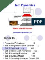 2012 Sistem Dinamik Bab 02 Feedback Loop