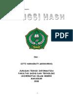 Fungsi Hash