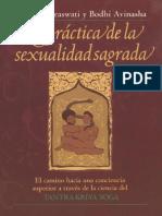 La Practica de La Sexualidad Sa - S. Sarawati