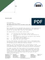 SL95-328 B&W Service letter