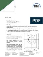 SL98-355 B&W Service letter