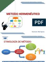 metodo hermeneutico