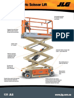 1930ES Scissor Lift A4 Flyer