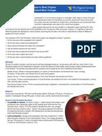 Jaime Oliver's Food Revolution Menu Research Study