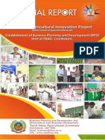 Agriculture Innovation Project