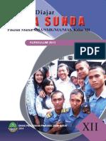 Buku Siswa Kelas 12 SMA Bahasa Sunda 2014
