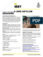 refugee week fact sheet