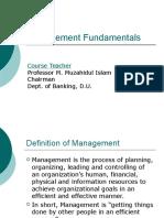 Management Fundamentals 2