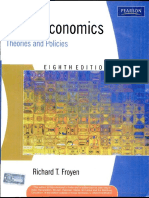 Richard T Froyen Macroeconomics Theories And Policies Pdf