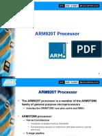 ARM920T Processor