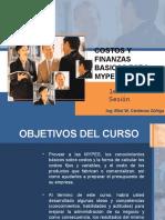 Presentacion Costos y Finanzas Basicas Para Mypes (1era Sesion)