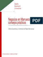 Negocios en Marruecos