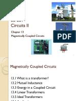EE 221 Mutually Coupled Circuits