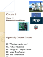 EE 221 Mutually Coupled Circuits