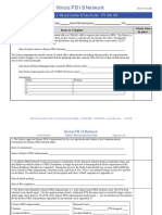 District Readiness Checklist 0809