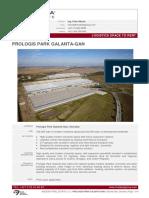 Prologis Logistics Park Galanta Gan Eng