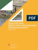 Disaster risk  reduction Programme F0r BanglaDesh 2010–2012