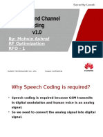 Speech and Channel Coding v1.0