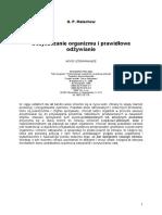 Małachow - Oczyszczanie Organizmu i Prawidlowe Odzywianie