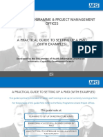 Guide to PMP
