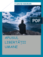APUSUL LIBERTATII UMANE