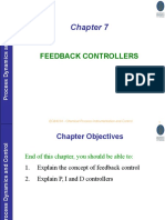 Chapter 7 - Feedback Controllers
