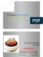 China University campus/ student advertising, 19 cities