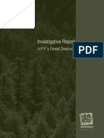 Investigative Report on App's Forest Destruction in Yunnan