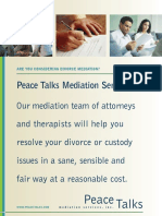 Are You Considering Divorce Mediation?