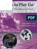 Learn to Play Go 3 - The Dragon Syle