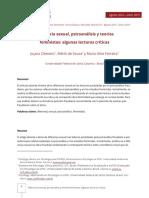 1. Diferencia Sexual, Psicoanálisis y Teorías Feministas