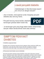 simptom penyakit