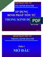 Binh Phap Ton Tu - Kinh Doanh V2.0