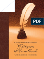 AFP Citizens Handbook 2009