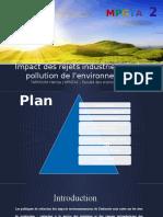 impactdesrejetsindustrielssurlapollutionde-131201145123-phpapp02