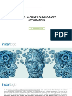 Man VS Machine Learning Based Optimizations | Instart Logic