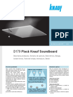 D170 Knauf Soundboard