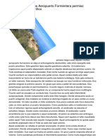 Ese  Alquiler Coches Aeropuerto Formentera permiso Desgargola La Idéntica