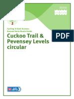 Cuckoo Trail & Pevensey Levels Circular