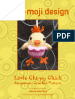Little Chirpy Chick Pattern