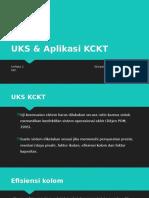 03 Uks & Aplikasi Kckt