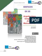 Arquitectura y Matemáticas. Construir edificioes en 3D