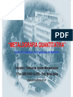 TAM - 2010 - Apres - MetalografiaQuantitativa