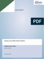 Infineon - Smart Low-Side Power Switch